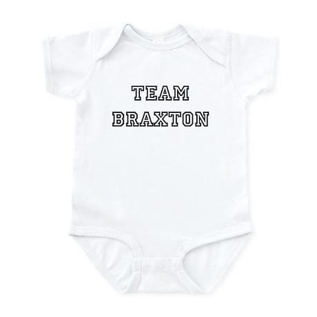 TEAM BRAXTON T-SHIRTS Infant Creeper