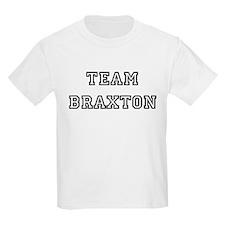 TEAM BRAXTON T-SHIRTS Kids T-Shirt