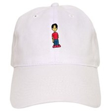 The Quiet Boy Baseball Cap