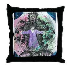 SMK_art Throw Pillow