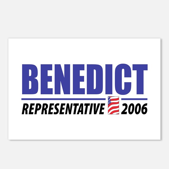 Benedict 2006 Postcards (Package of 8)