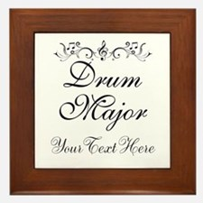 Drum Major Personalized Music Plaque Gift