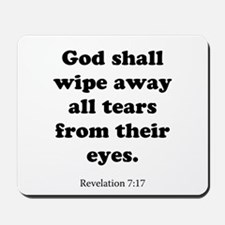 Revelation 7:17 Mousepad