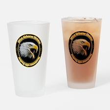 101st Airborne Drinking Glass