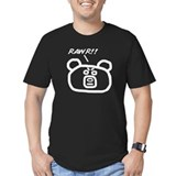 Bear Fitted T-shirts (Dark)