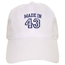 Made in 43 Baseball Cap