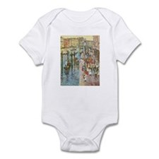 Maurice Prendergast Venice Grand Canal Infant Body