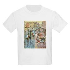 Maurice Prendergast Venice Grand Canal T-Shirt