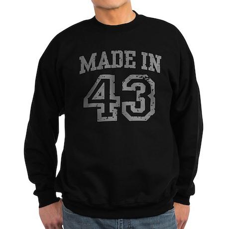 Made in 43 Sweatshirt (dark)