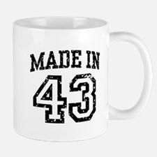 Made in 43 Mug