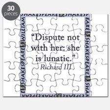 Dispute Not With Her Puzzle
