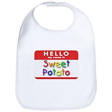 Sweet Potato Bib