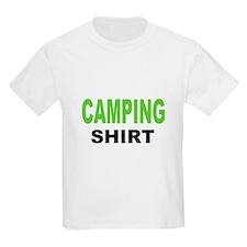 CAMPING SHIRT.png T-Shirt