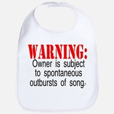 Warning:  Owner subject to sp Bib