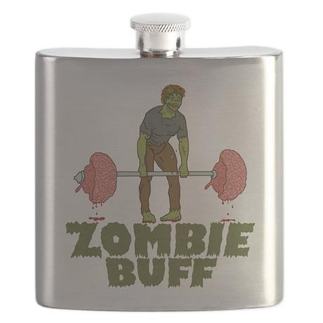 Zombie Buff Flask