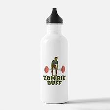 Zombie Buff Water Bottle