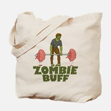 Zombie Buff Tote Bag