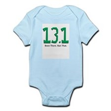 13.1 Been there. Ran that. Infant Bodysuit