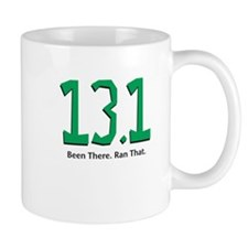 13.1 Been there. Ran that. Mug