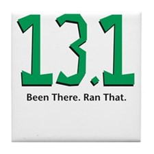 13.1 Been there. Ran that. Tile Coaster