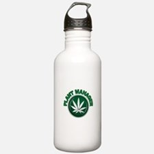 WEED Sports Water Bottle