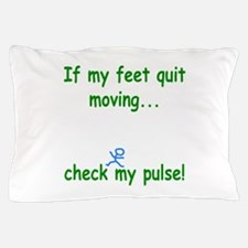 Check My Pulse Pillow Case