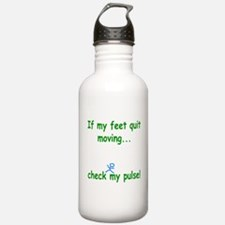 Check My Pulse Water Bottle