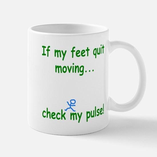 Check My Pulse Mug