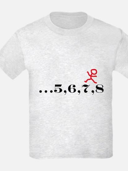5,6,7,8 T-Shirt