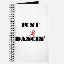 Just Dancin Journal