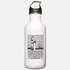 Near Side: Stallion Testing Water Bottle