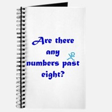 Numbers Past Eight Journal