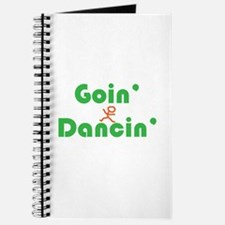 Goin Dancin Journal