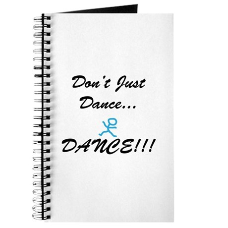Don't Just Dance Journal