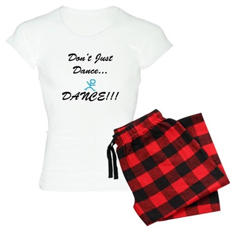 Don't Just Dance Women's Light Pajamas