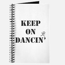 Keep On Dancin Journal