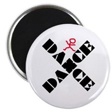 "Dance Marks The Spot 2.25"" Magnet (10 pack)"