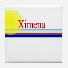 Ximena Tile Coaster