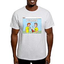 Small Boat Sailing T-Shirt