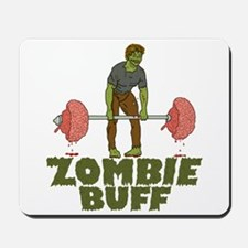Zombie Buff Mousepad