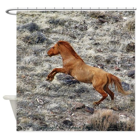 Shower Curtain: escape!