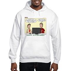 Computers Hoodie