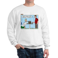 Basket Weaving Sweatshirt