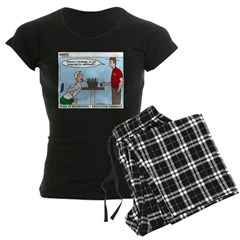 Basket Weaving Pajamas