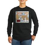 Animal Science Long Sleeve Dark T-Shirt
