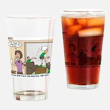 Meetings Drinking Glass