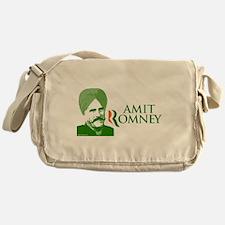 Amit Romney for President Messenger Bag