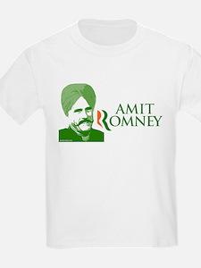 Amit Romney for President T-Shirt