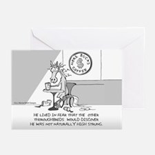 Near Side: High Strung Greeting Cards (Pk of 20)