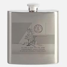 Near Side: High Strung Flask